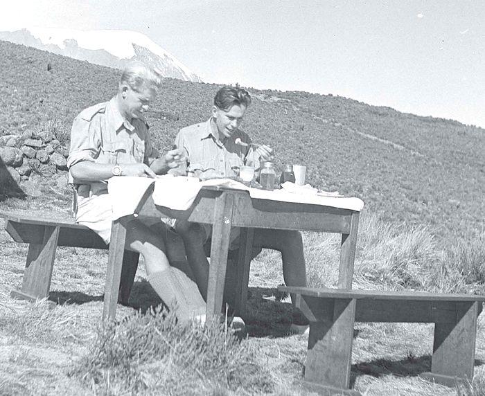 Sepisování horkých chvil na svazích Kilimandžára, 28. 1. 1948