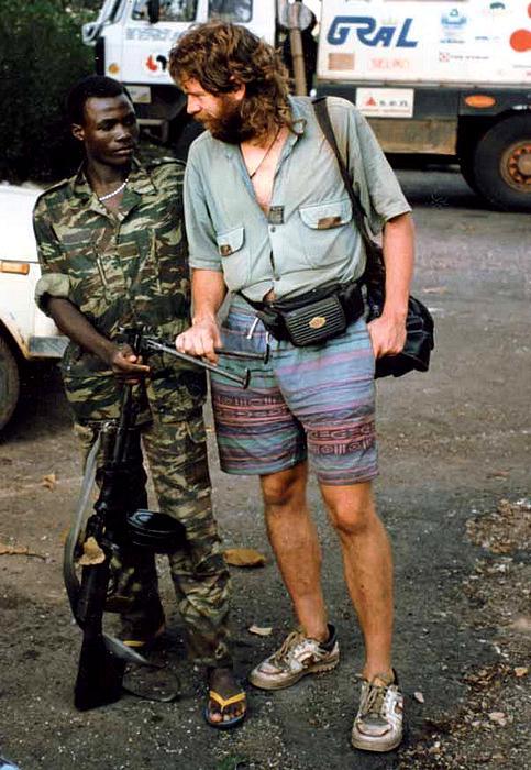 Ozbrojené valčící Kigali 1994, Rwanda
